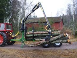 Hydraulický žeriav Farma C 4,6 D
