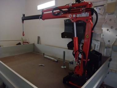 Hydraulická ruka / žeriav Maxilift typ 110