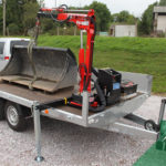 Hydraulický žeriav Maxilift
