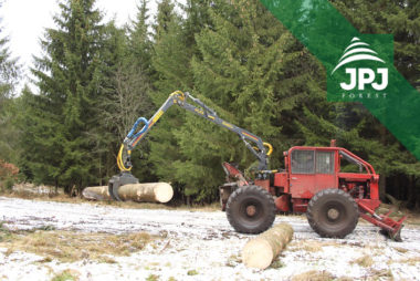 Dodanie hydraulickej ruky FARMA C 6,3G2 pre LKT 80