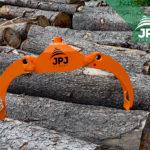 drapák na guľatinu JPJ 0,10