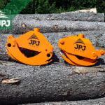 drapáky na guľatinu JPJ Forest 0,08 a 0,10