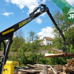Hydraulická ruka Vahva Jussi 500